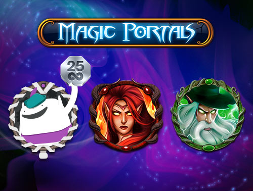 Casumo Casino 5 free spins + 20 in Magic Portals for depositors