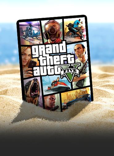 Grand Theft Auto V Rockstar Key GLOBAL