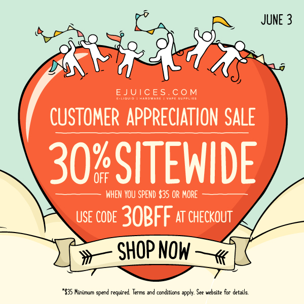 Having trouble viewing this image? Click here to get 30% off sitewide.
