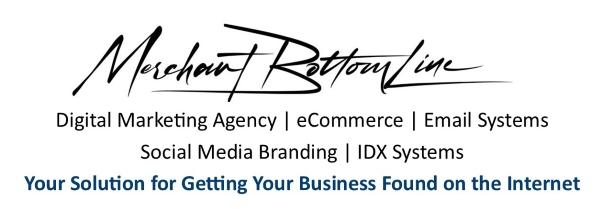 Merchant Bottom Line Logo