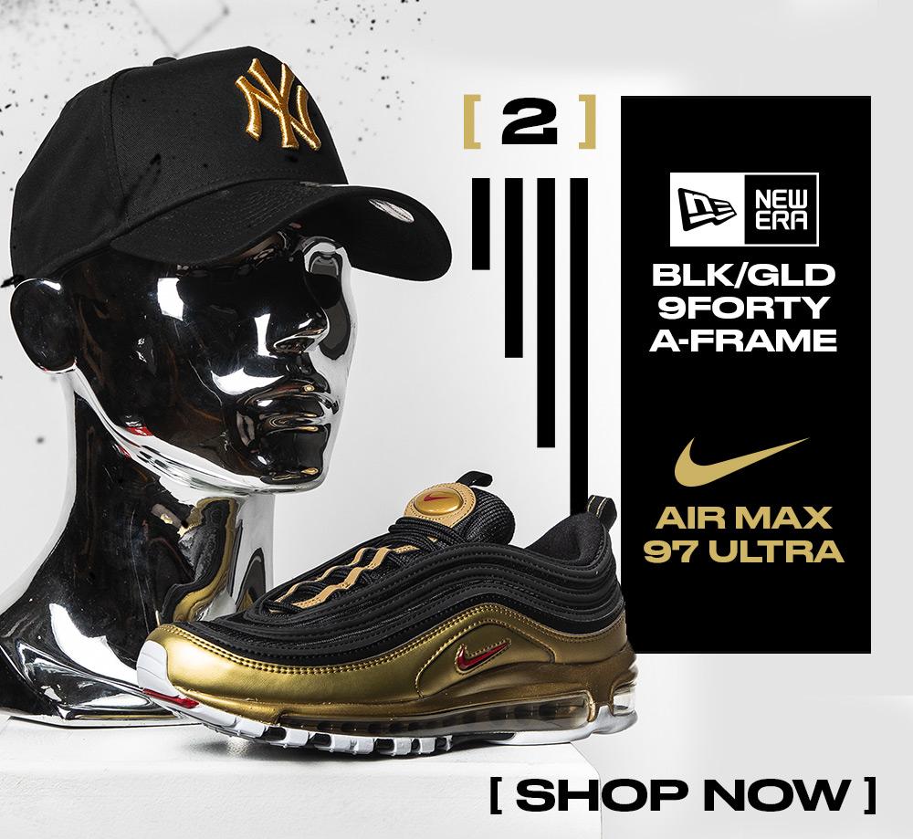 / Black Gold Air Max 97