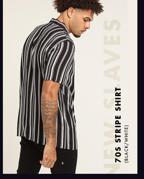 / Stripe Shirt