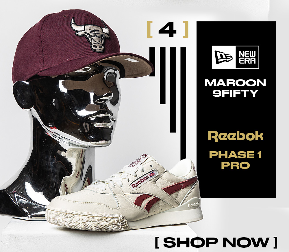 / Maroon Bulls Phase 1
