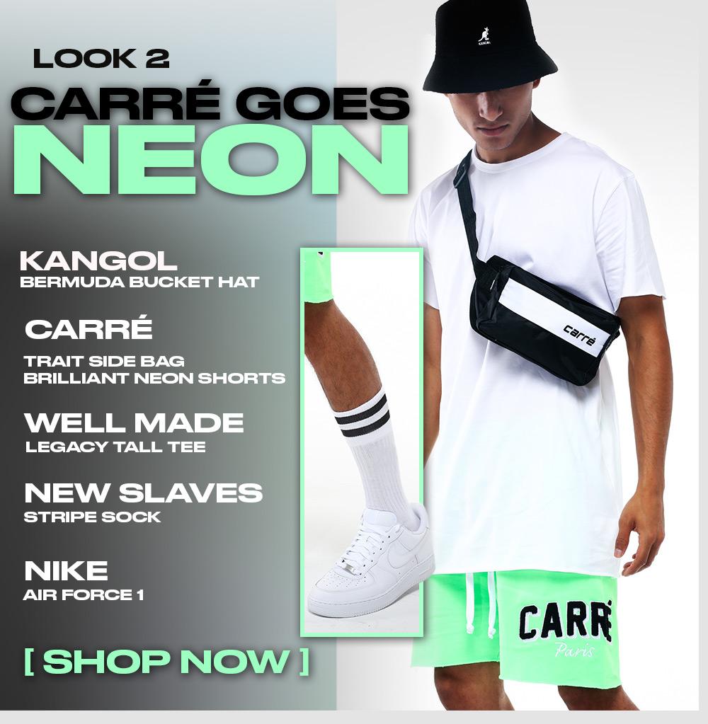 / Carré Goes neon