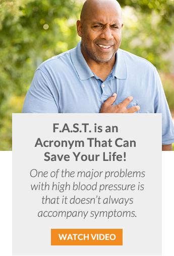 F.A.S.T. is an Acronym That Can Save Your Life