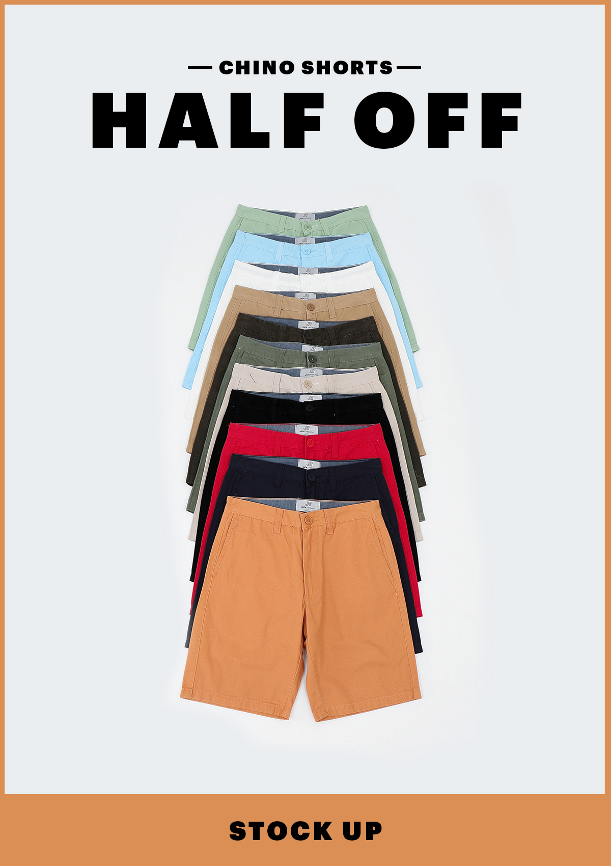 Chino Shorts | Shop Now
