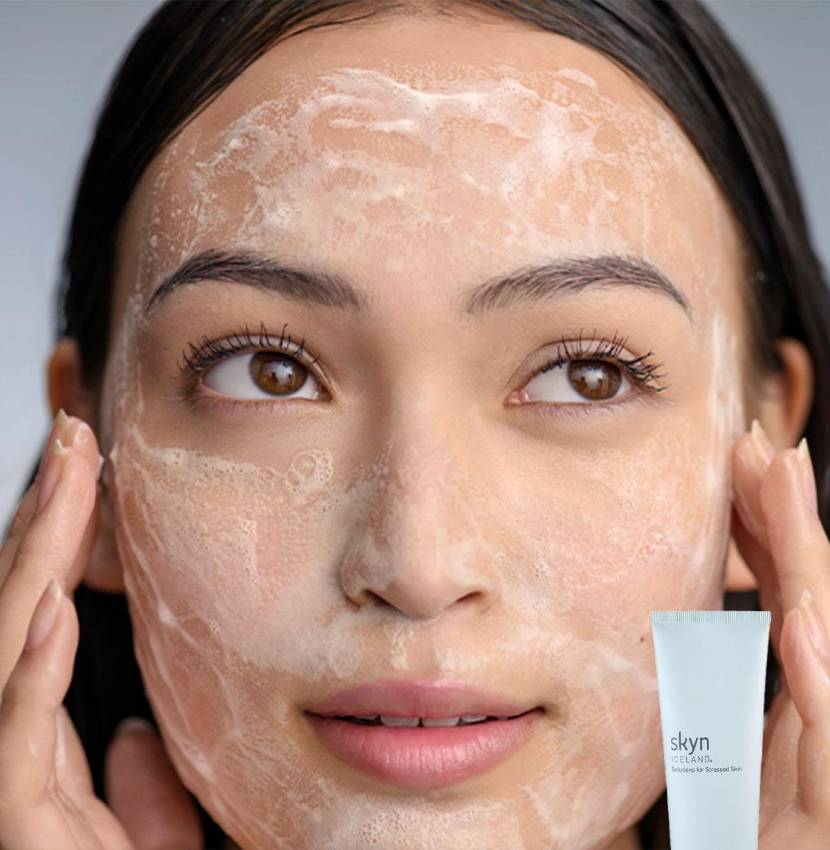 Glacial Face Wash