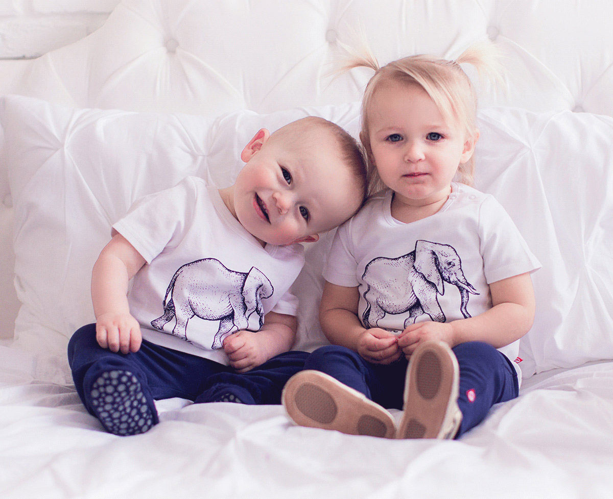 Shop these adorable elephant tees!