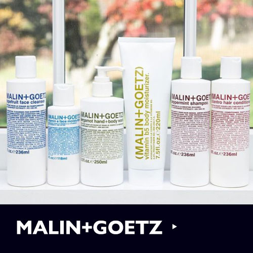 Shop Malin + Goetz Brand Products