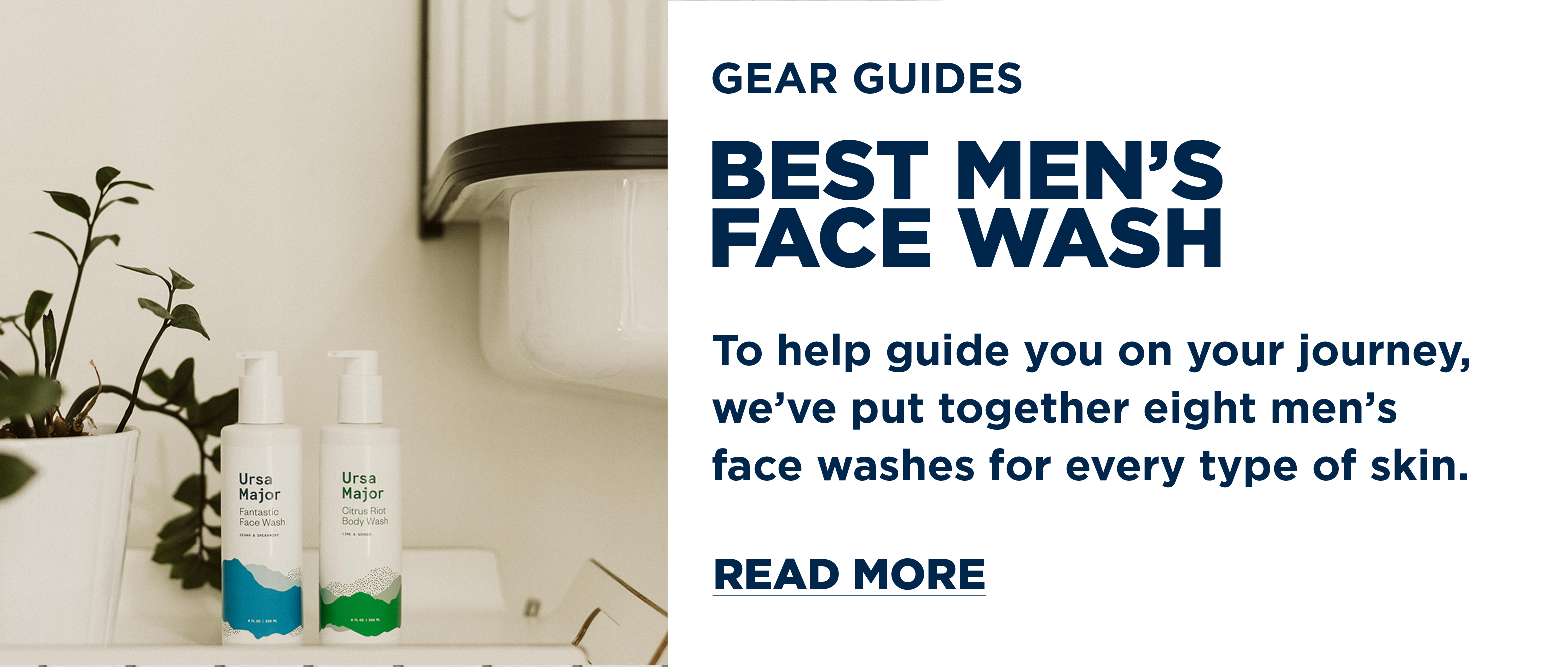 Our Top Picks For Face Washes