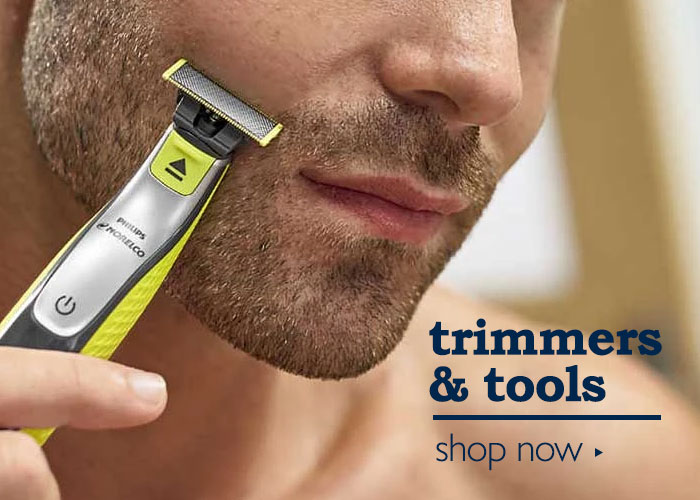 Shop Face & Body Hair Trimmers & Tools