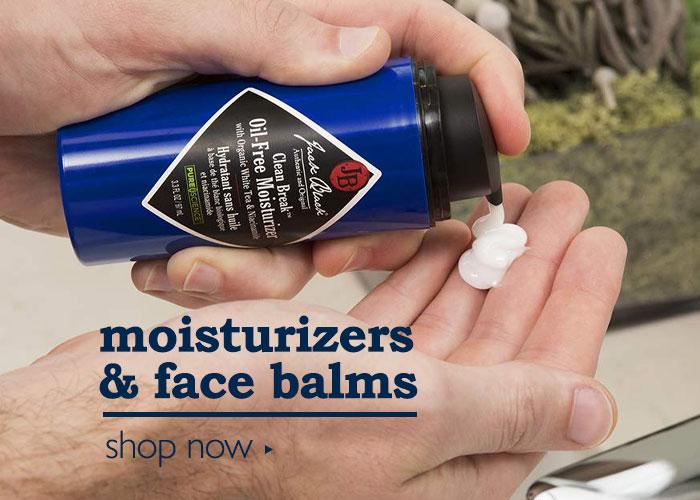 Shop Moisturizers & Face Balms