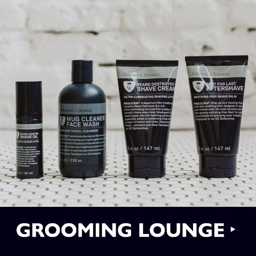 Shop Grooming Lounge Brand Products