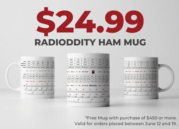 Radioddity Ham Mug