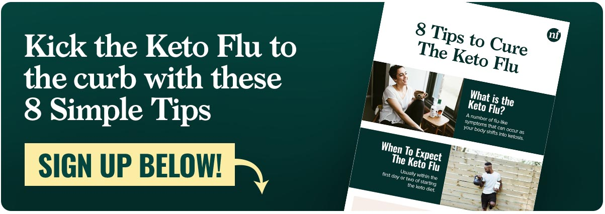 Keto Flu: The Ultimate Guide to Causes, Symptoms, & Remedies to Cure I