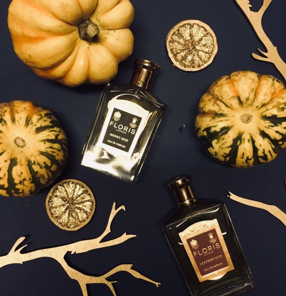 Shop Floris London Eau de Parfum, Leather Oud