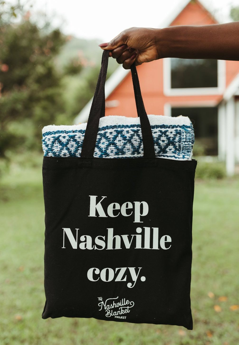 Nashville Blanket Project