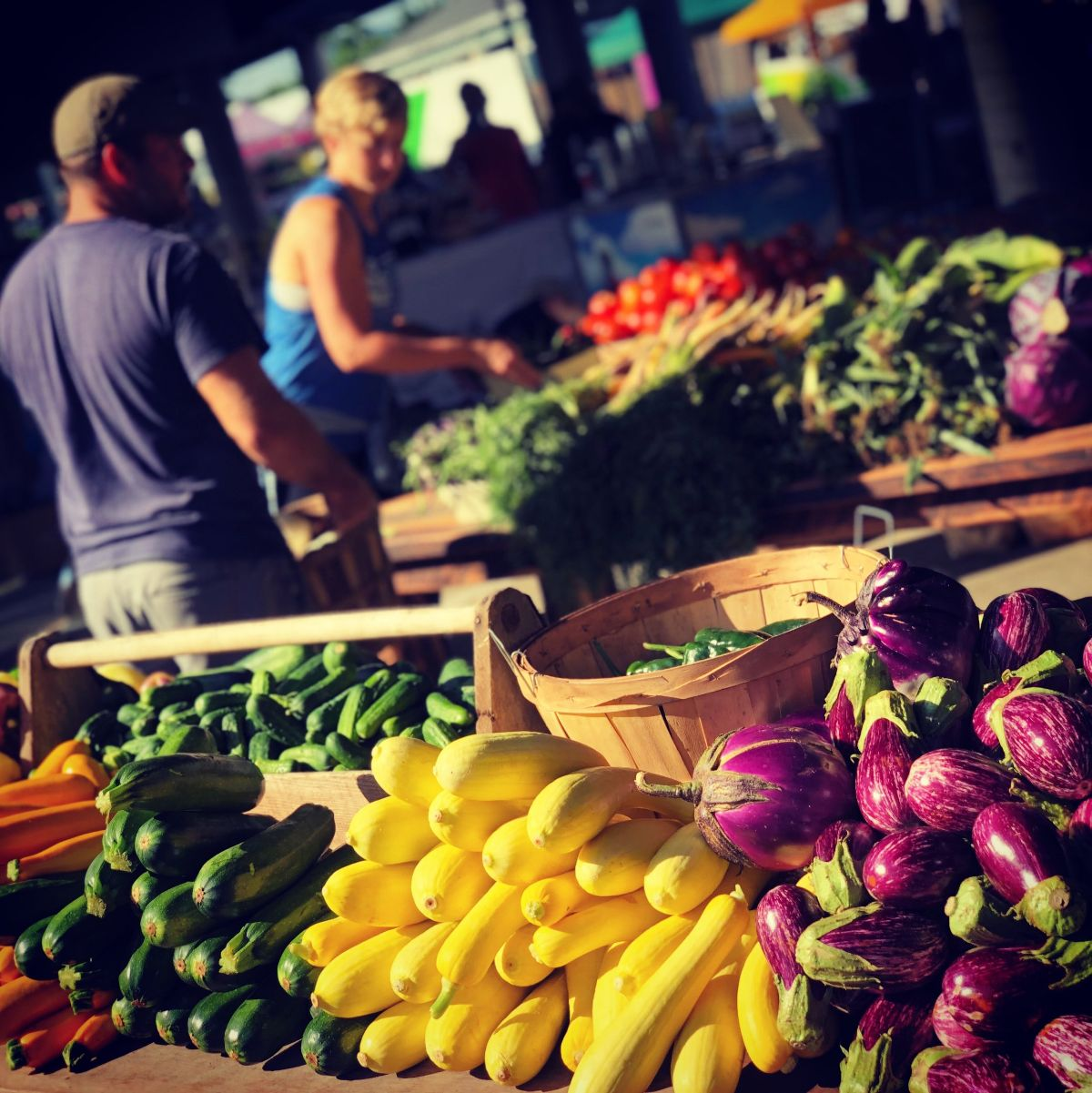 The Nashville Farmers Market is reopening the sheds on Friday