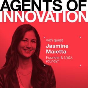 Jasmine Maietta, CEO of round21