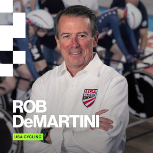 Rob DeMartini of USA Cycling