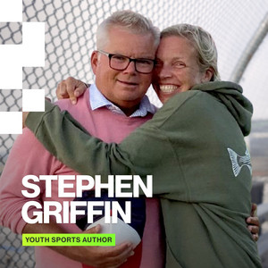 Stephen Griffin, author of Front Row Seat: Greed and Corruption in a Youth Sports Company
