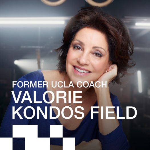 Former UCLA Coach Valorie Kondos Field