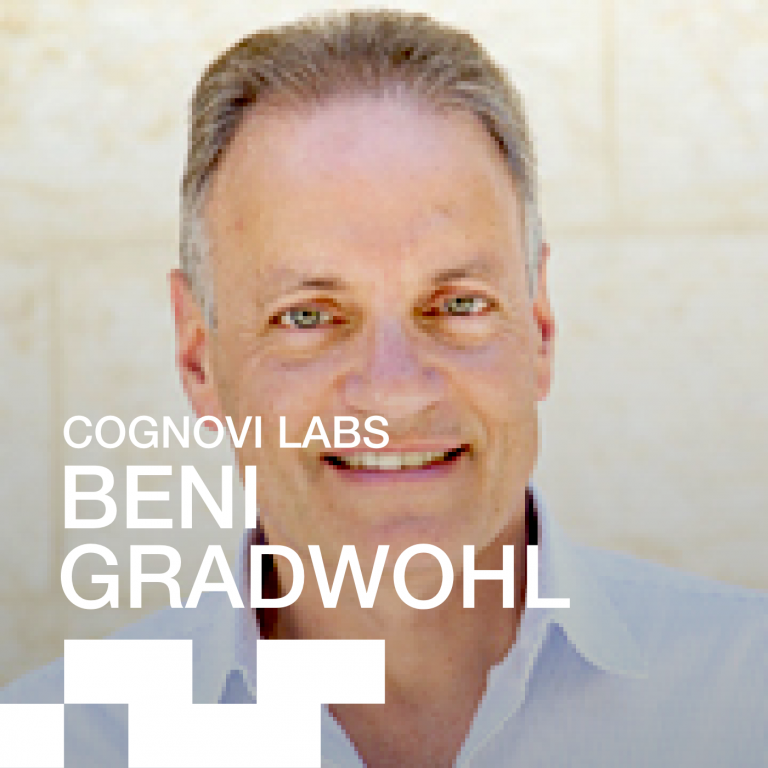 Co-Founder & CEO, Beni Gradwohl