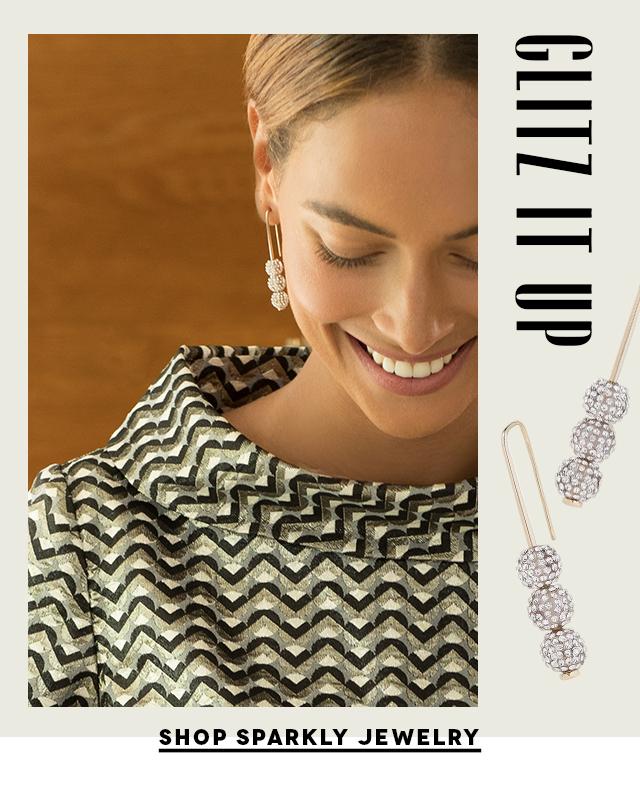 GLITZ IT UP | Shop Sparkly Jewelry