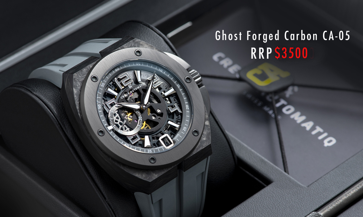 Ghost Forged Carbon