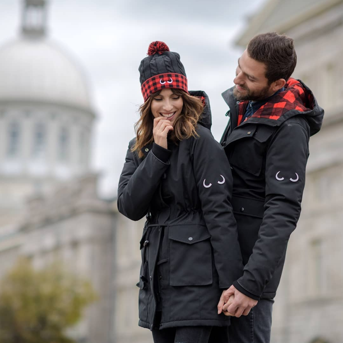 Wuxly Outerwear Canadian Wuxly Canadian MovementSustainable Outerwear MovementSustainable Wuxly 9E2IDH