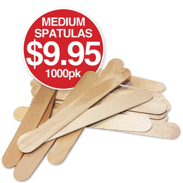 Medium Spatulas 1000pk