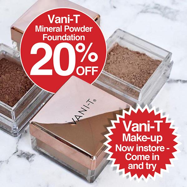 Vani-T Make-up