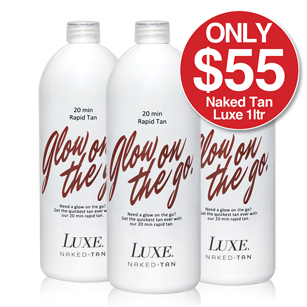 Naked Tan Luxe 20 Min Rapid
