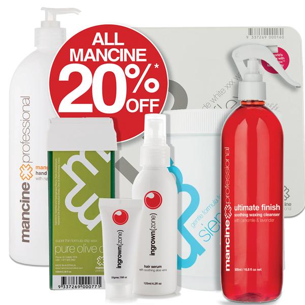 All MANCINE Save 20%