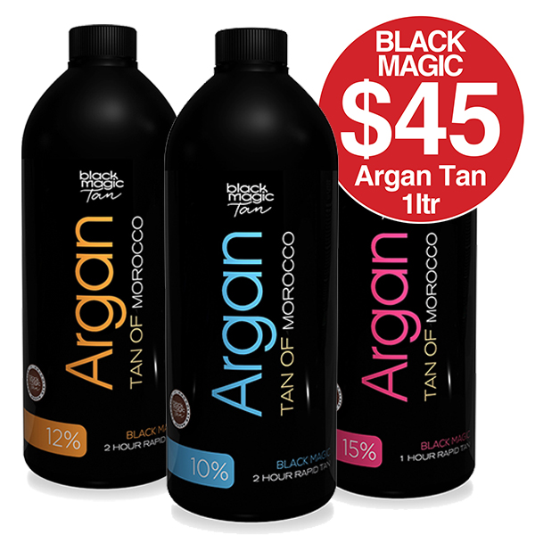 ARGAN TAN $55