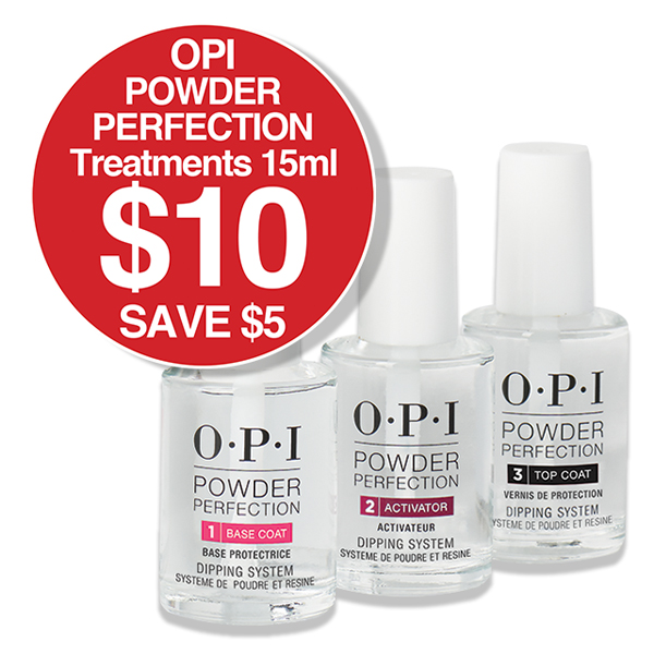 OPI Dipping Powder Treatments 15ml $10 SAVE $5
