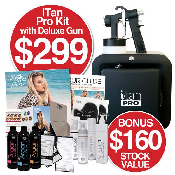 I Tan Pro - $299