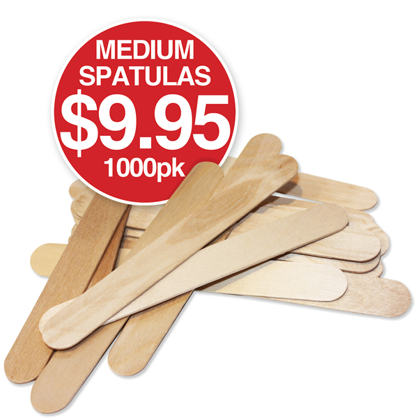 Medium Spatulas 1000pk $9.95