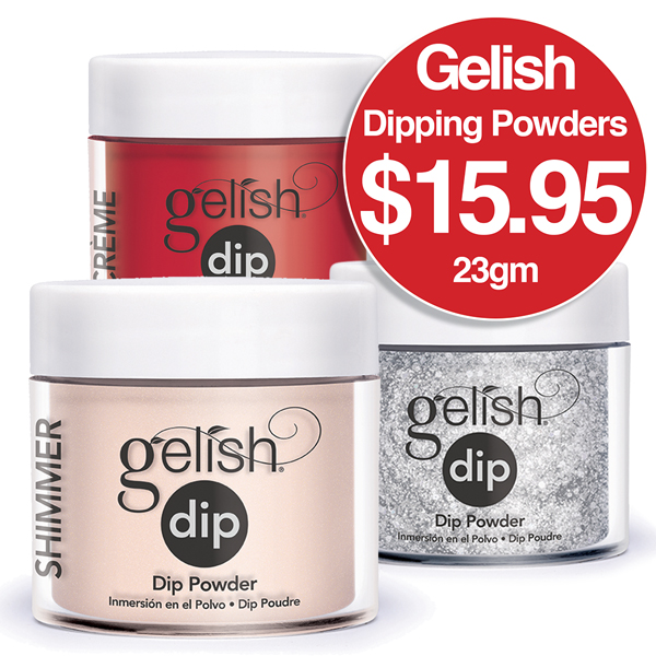 Gelish Dipping Powder