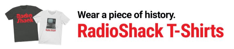 RadioShack T-Shirts