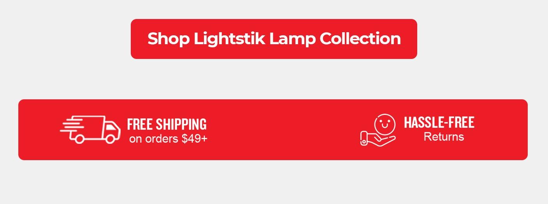 Shop Lightstik Lamp Collection