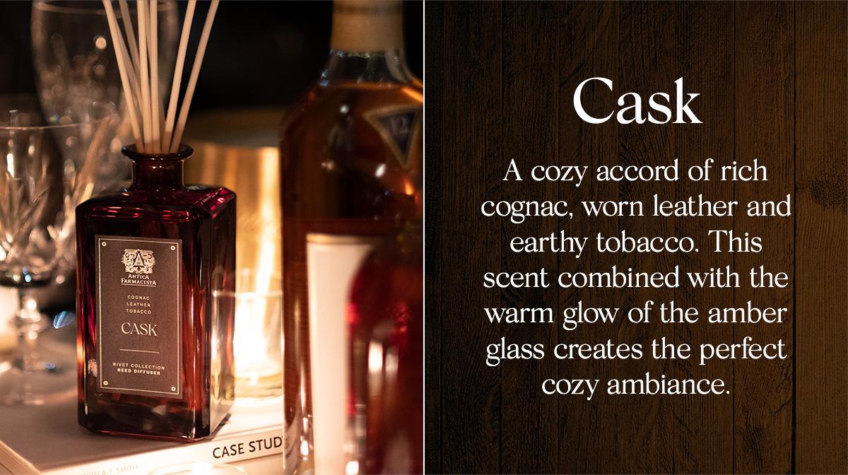 Cozy Scent: Cask