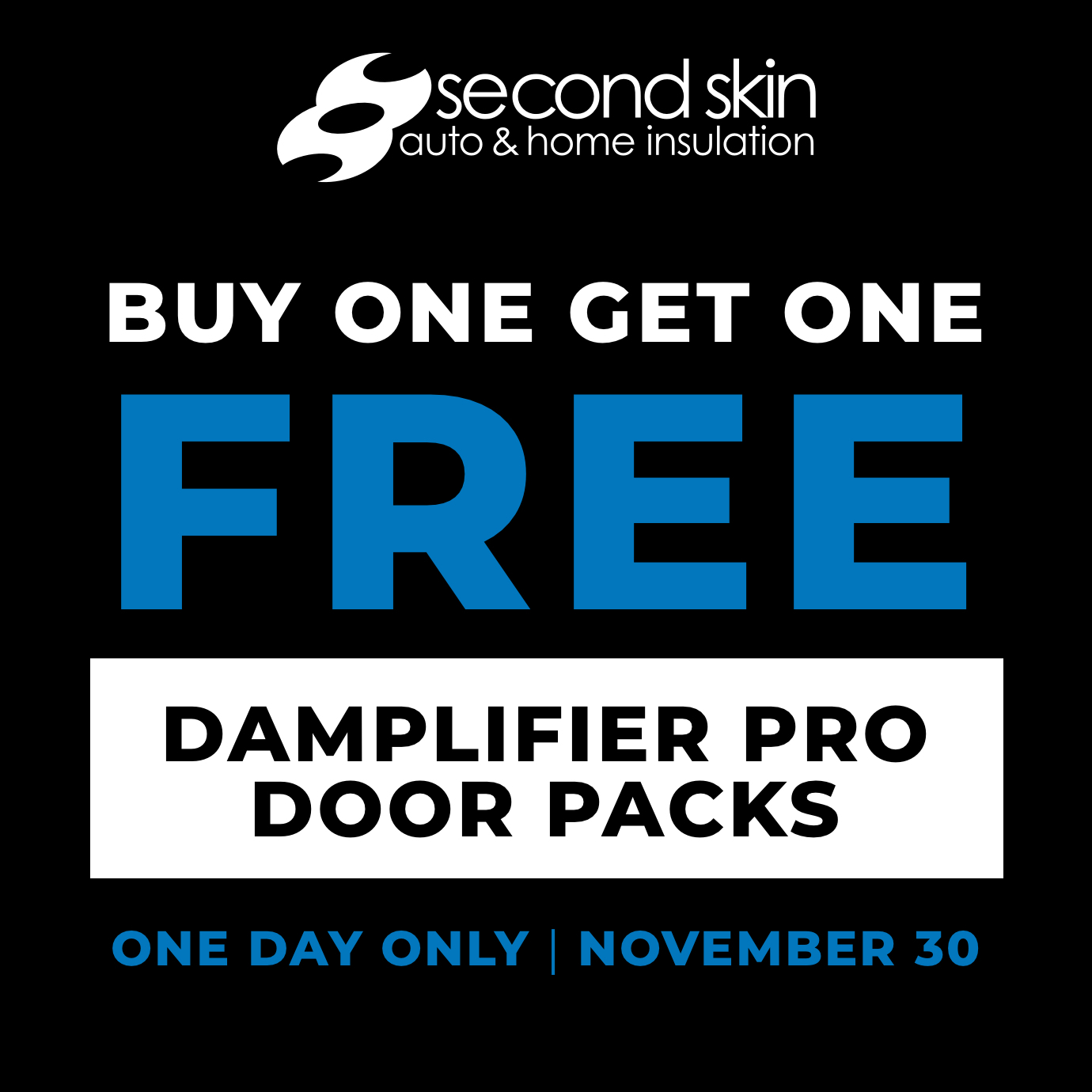 BOGO Door Packs