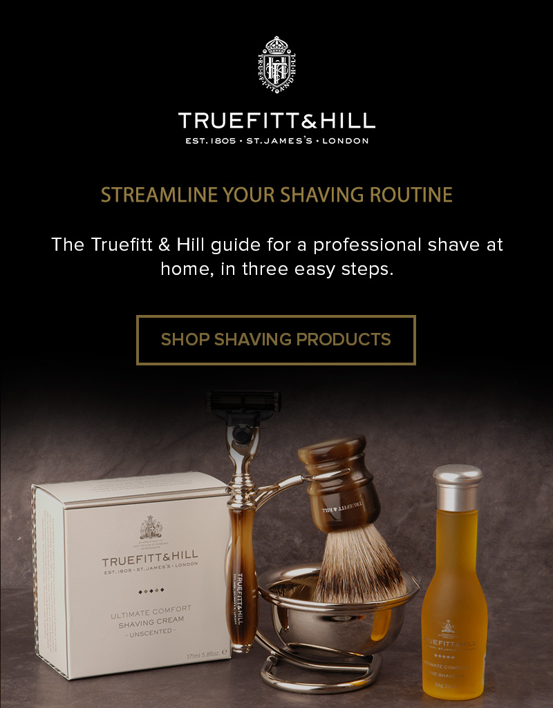 Shop our shaving products
