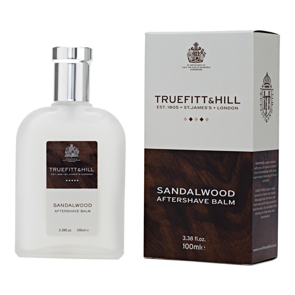 Photo of sandalwood aftershave