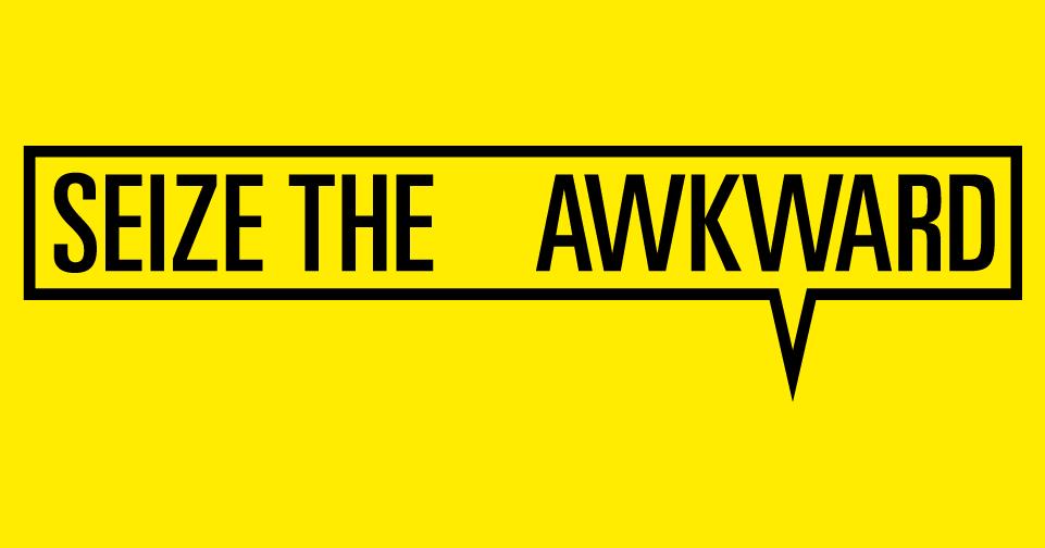 Seize the Awkward Logo