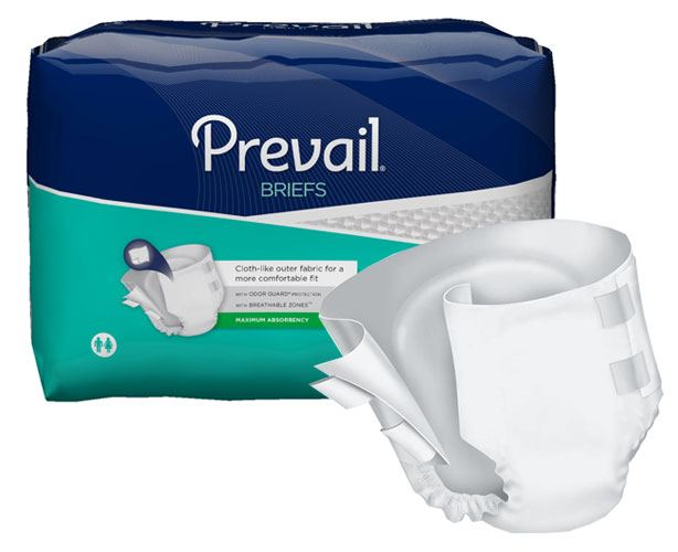 Prevail Specialty Size Adult Daily Briefs