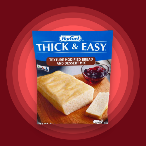 Thick & Easy Texture Modified Bread and Dessert Mix