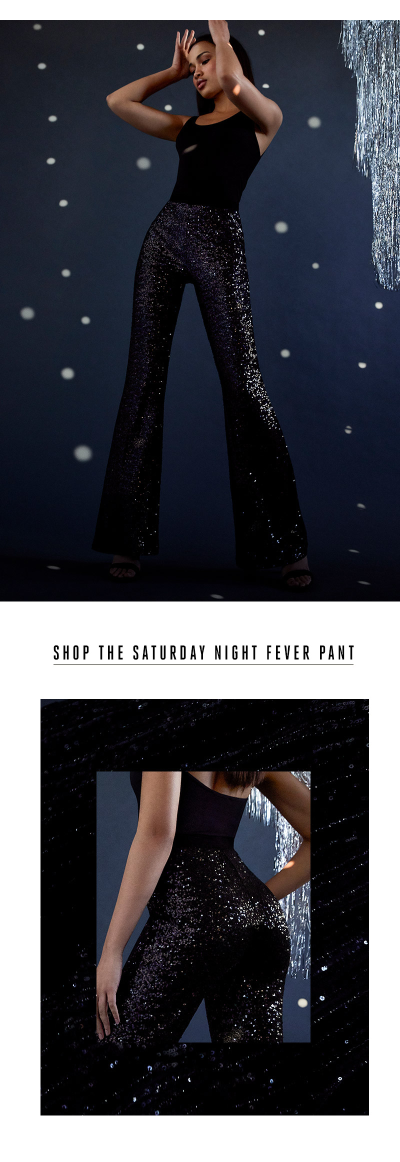 Shop the Saturday Night Fever Pant