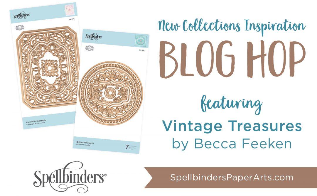 Vintage Treasures Blog Hop